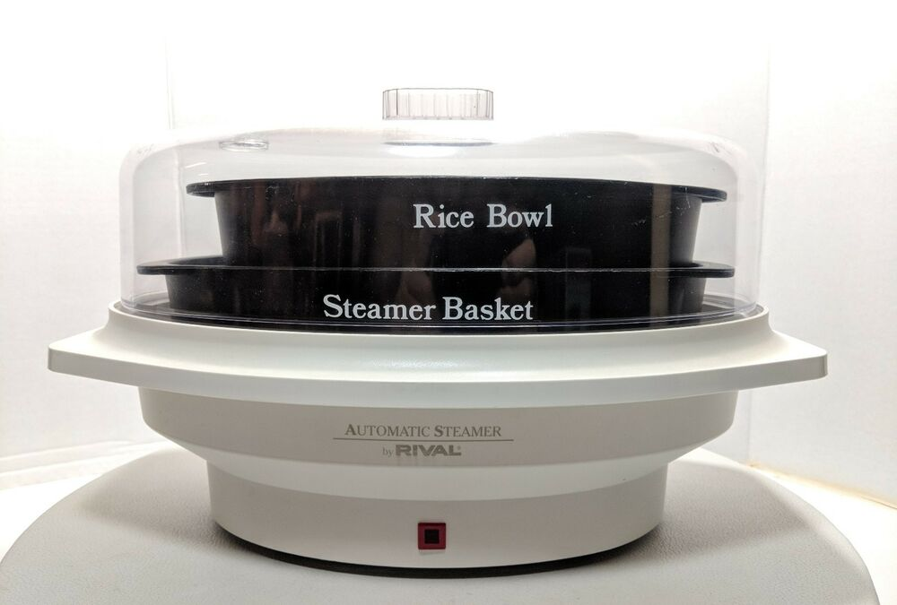 rival steamer rice cooker instructions