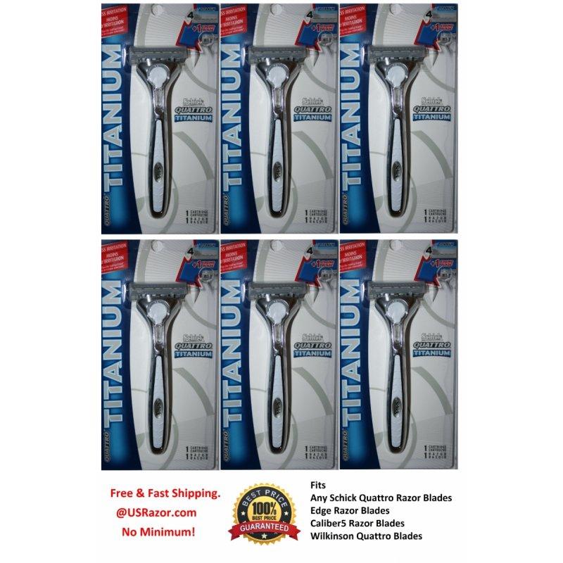 schick quattro titanium trimmer instructions