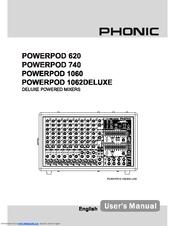 youtude instruction phonic power pod 740